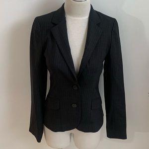 Club Monaco Wool Gray School Boy Blazer Jacket 00